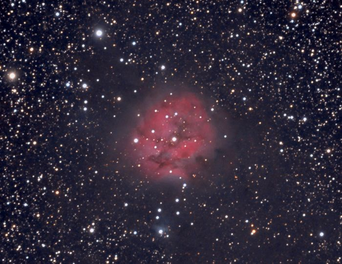Cocoon Nebula by Thomas Kerns of Beluga Lake Observaory