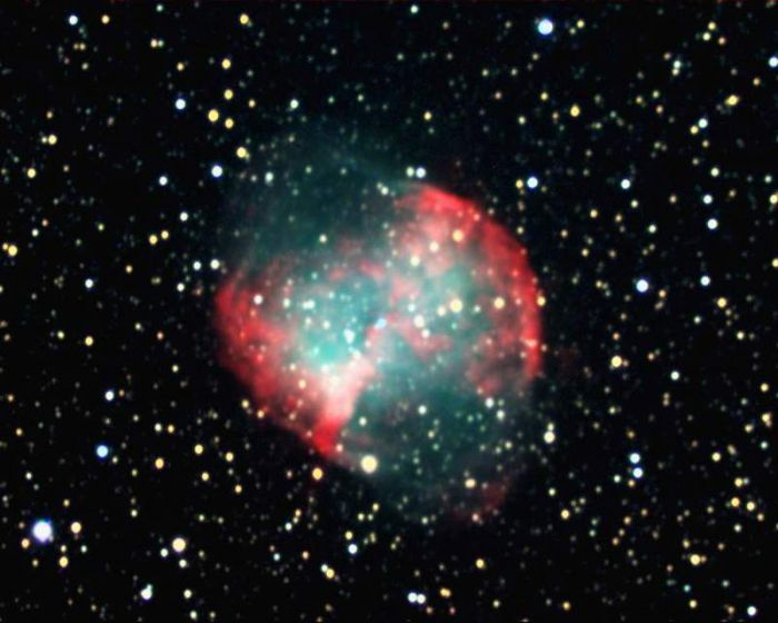 M27 by Thomas Kerns of Beluga Lake Observaory