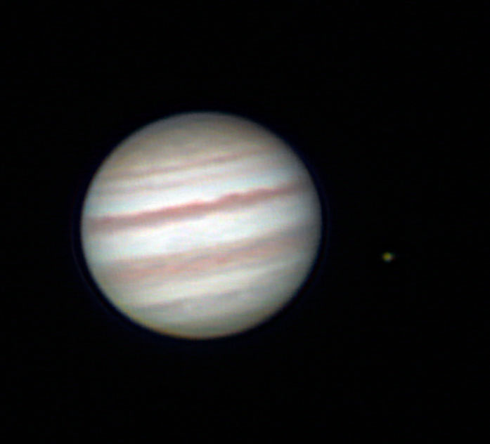 Jupiter by Thomas Kerns of Beluga Lake Observaory