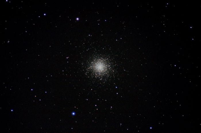 M13 (wide field) by Thomas Kerns of Beluga Lake Observaory