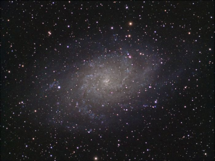 M33 by Thomas Kerns of Beluga Lake Observaory